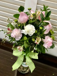 Cotton Candy from Martha Mae's Floral & Gifts in McDonough, GA