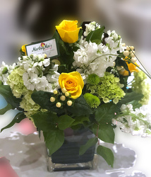 Fresh & Colorful from Martha Mae's Floral & Gifts in McDonough, GA